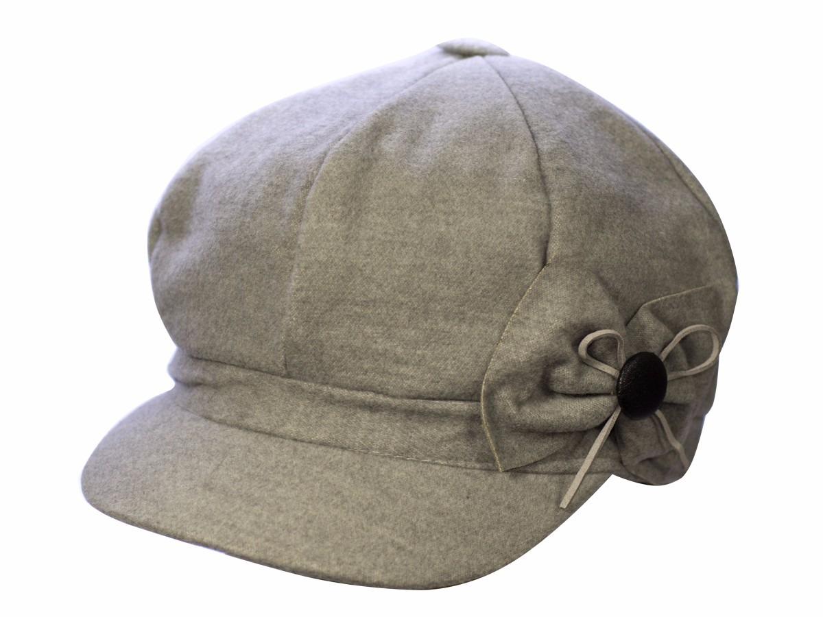 6defb9aad2 boina francesa gorro chapéu cap feminina cinza claro. Carregando zoom.