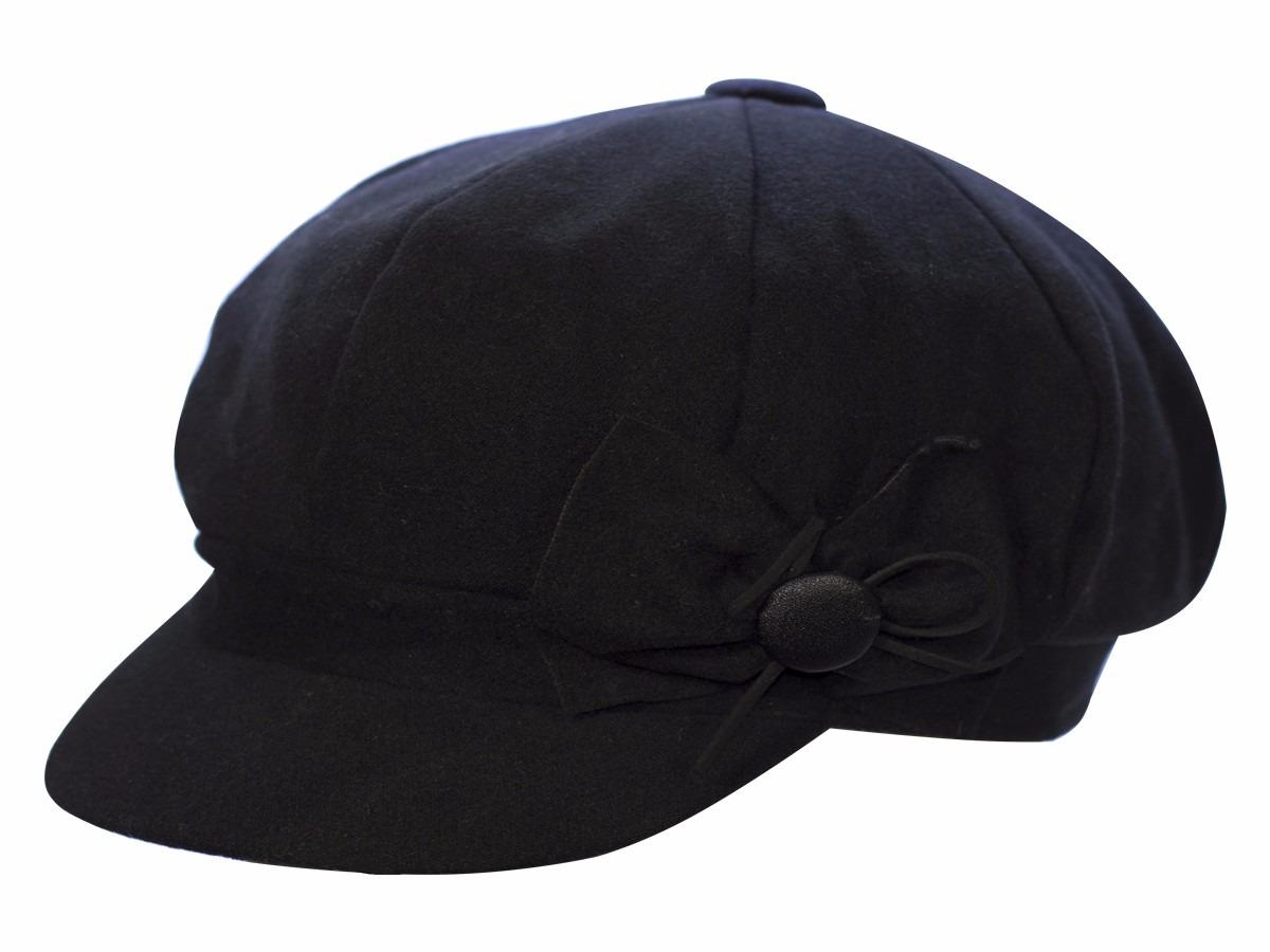 e8baf7fd03 boina francesa gorro chapéu cap feminina preta veludo. Carregando zoom.