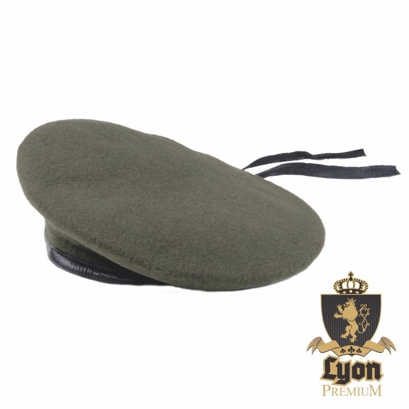 boina francesa lyon premium- verde oliva -tática militar. Carregando zoom. ddc98b3516b