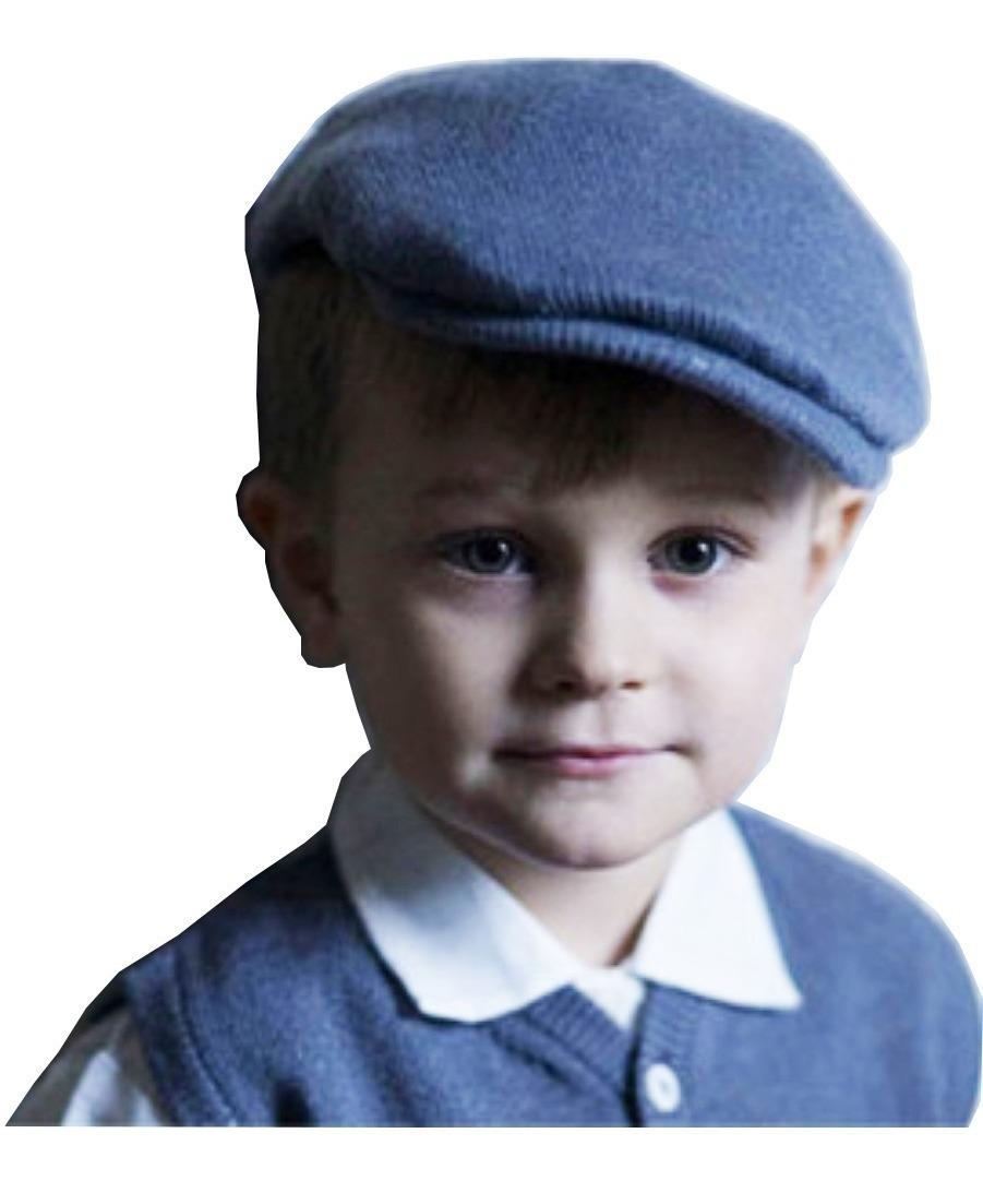 7fca74c7f8ac Boina Inglesa Beret Color Gorro Sombrero Para Niños Bebes
