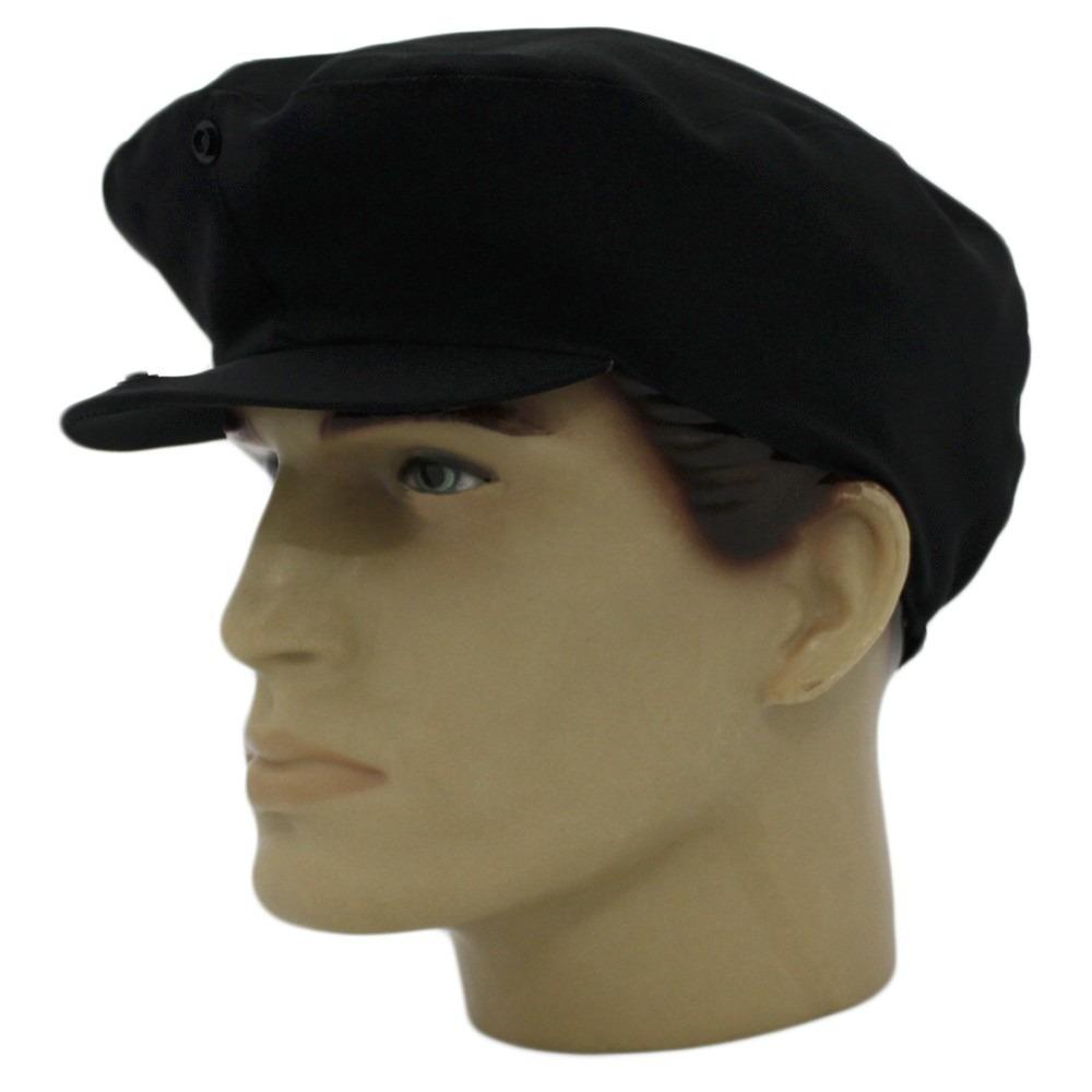 boina italiana preta tecido modelável masculina - l027cp. Carregando zoom. 90f0c4b6f7d
