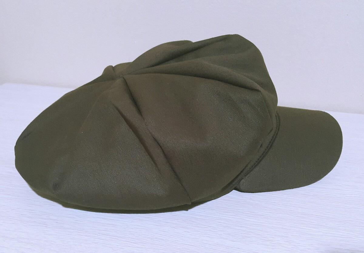 boina masculina estilo francesa com aba em varias cores. Carregando zoom. 798fd0f6668