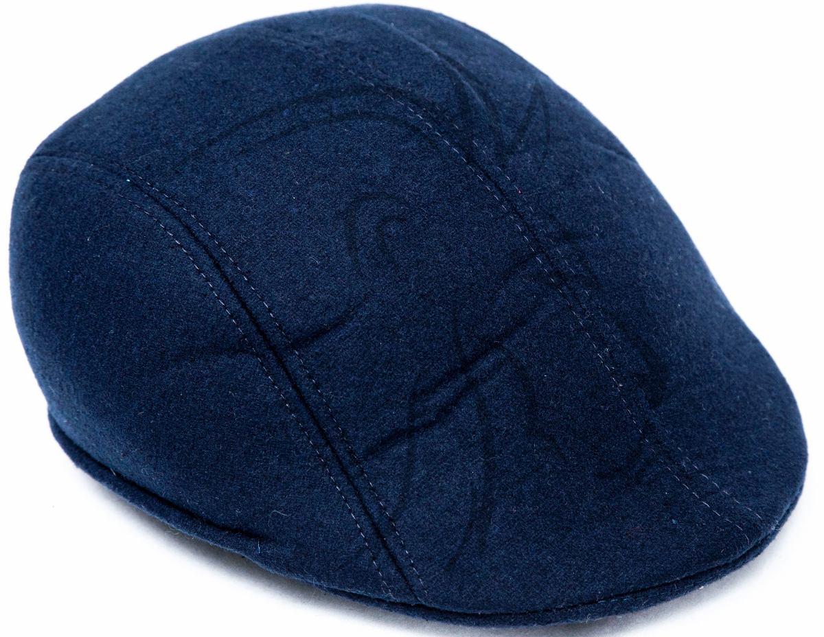 boina masculina moda italiana azul marinho veludo forrada. Carregando zoom. 6574a6156a7