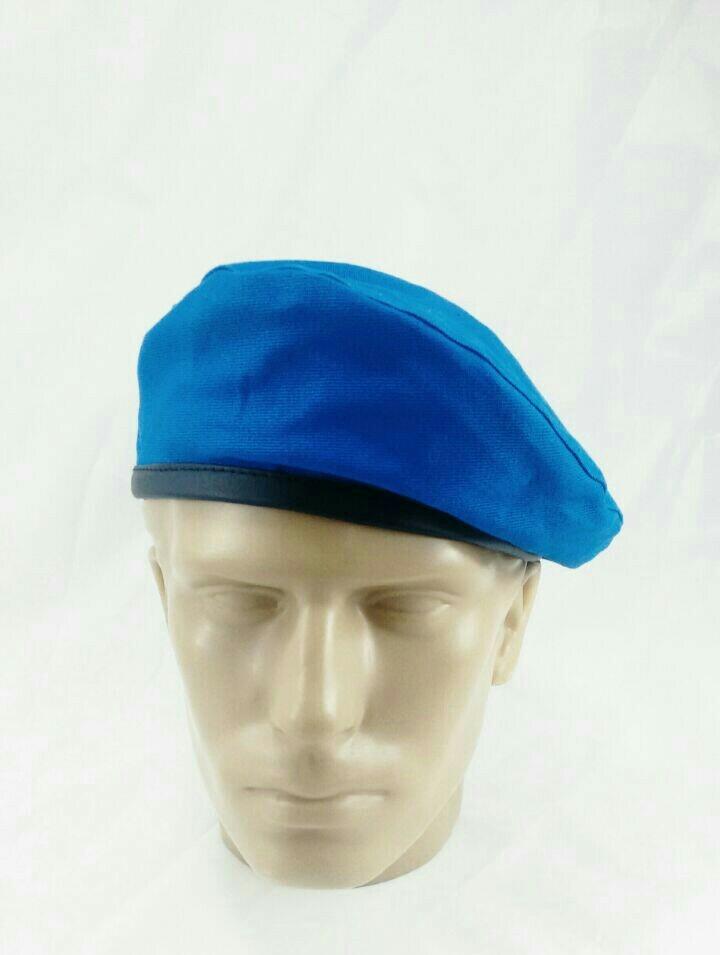 007af23d7251f boina militar azul royal 100% algodão. Carregando zoom.
