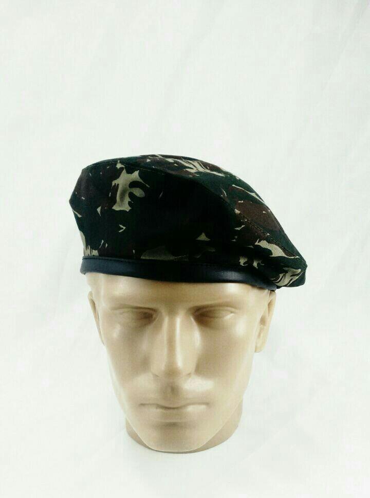 c817d29fbe6df boina militar camuflada 100% poliéster. Carregando zoom.