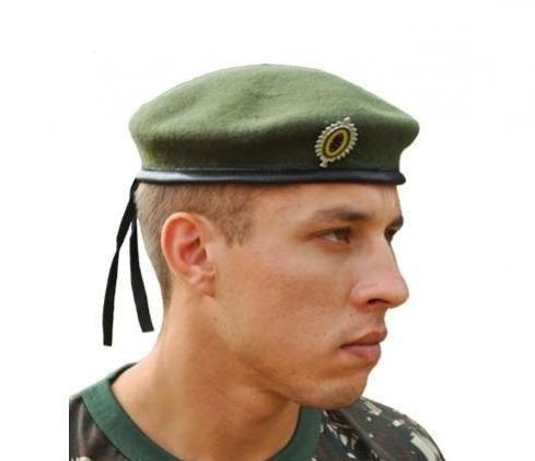 Boina Militar Verde Oliva - R  70 e1242382f5c