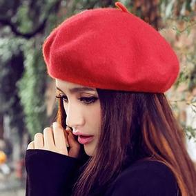 b81f15be06521 Boina Mujer Sombrero Mujer Boina Casual Gorro Mujer Gorra