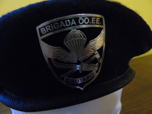 boina negra comandos boe brigada lautaro ejército