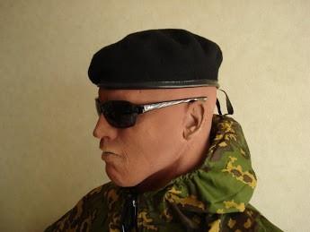 6d05579394086 Boina Negra Militar Ejercito Alemania -   20.000 en Mercado Libre