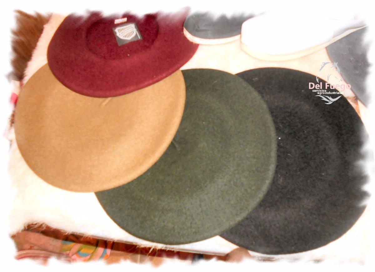 Boina Paño Gaucho Original -   36.000 en Mercado Libre 2ac3579d7bd