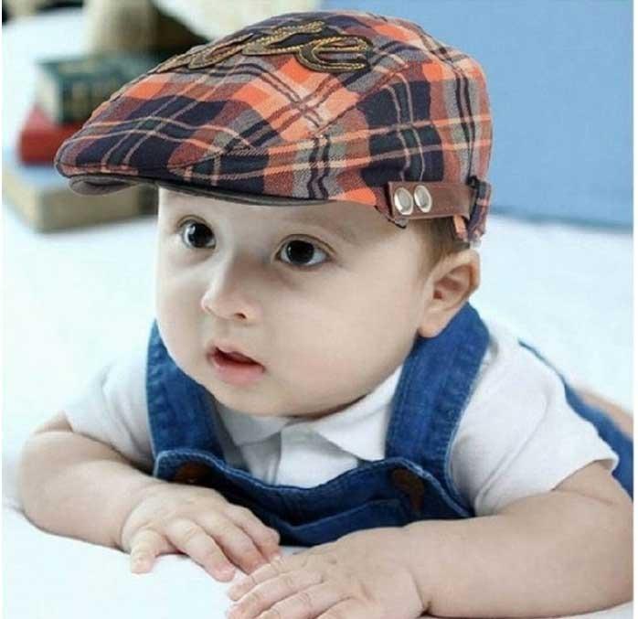 Boina Para Bebe Gorro Formal Casual Babynova G-2 -   299.00 en ... 3ee0d6fa236
