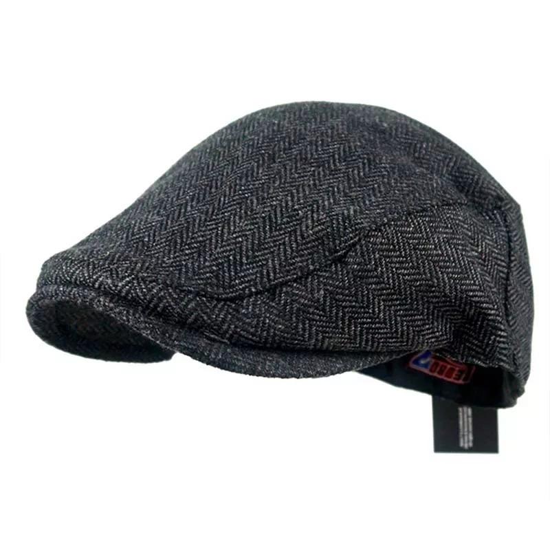 a6179a0476bac boina plana gorro gorra sombrero varon hombre casual elegan. Cargando zoom.