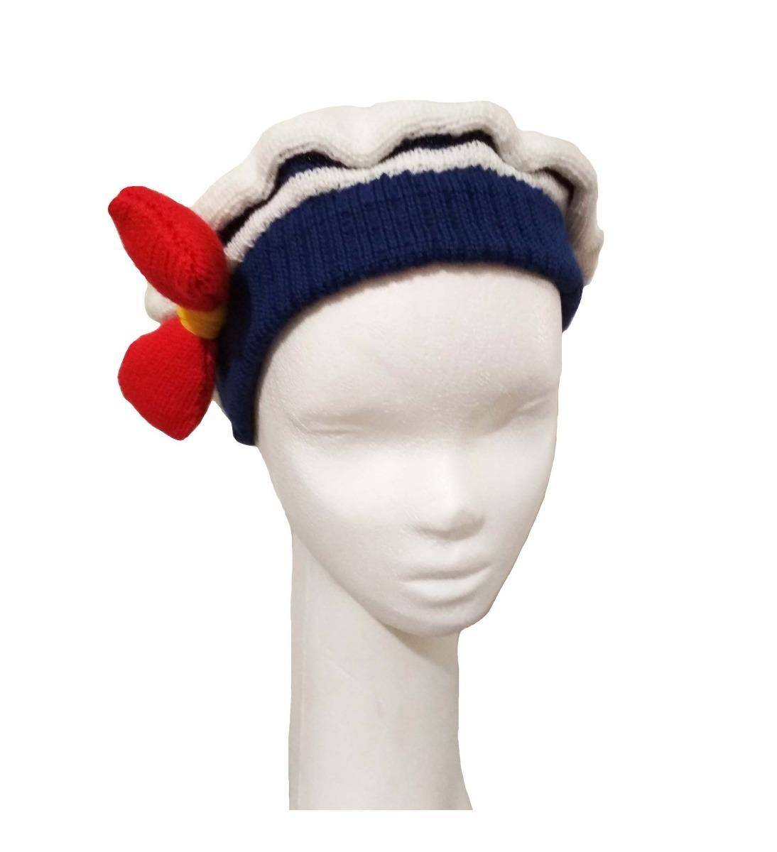 boina sailor moon tejidas de diseño niña y mujer exclusivas. Cargando zoom. 3a44d6753bc