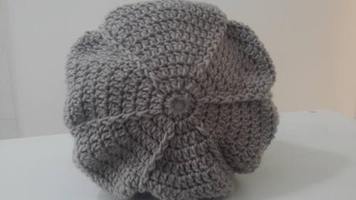 boina - tejido crochet-otoño invierno 2018