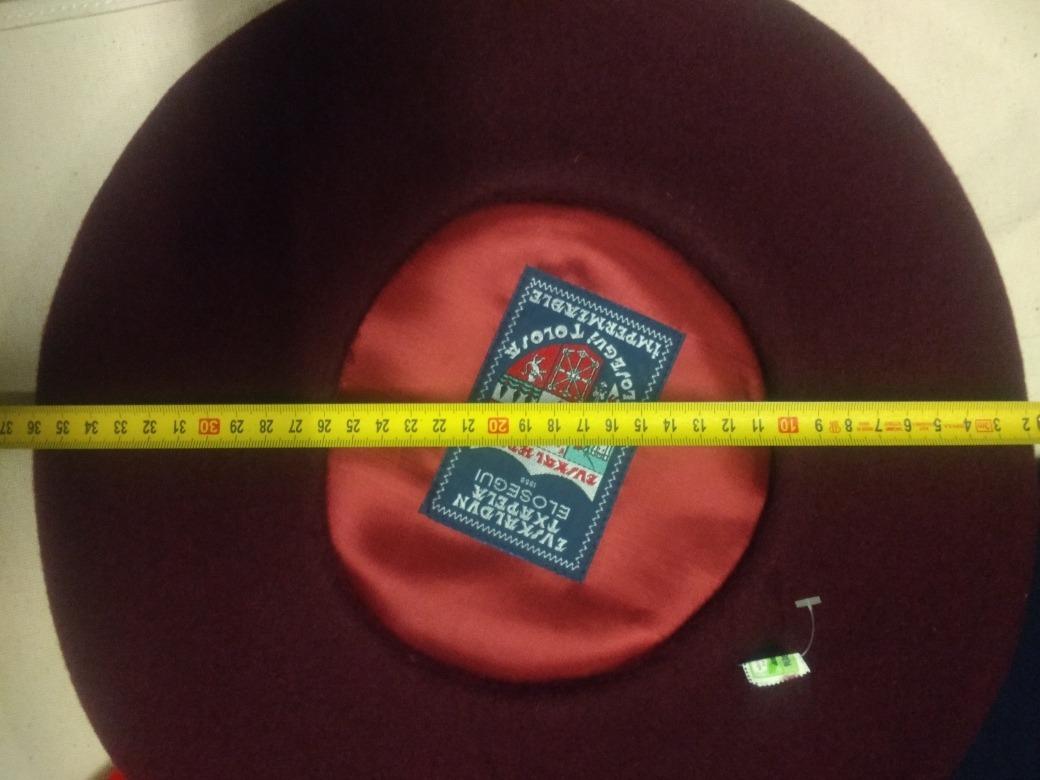 a99b7a59fc489 boina vasca elosegui impermeable 16 pulgadas original. Cargando zoom.