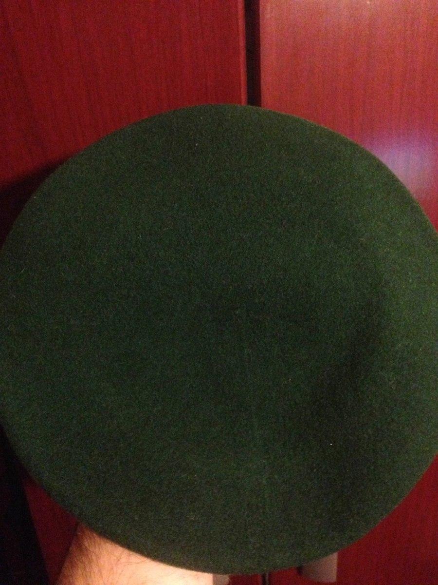 23aff4aea341d Boina Verde Militar Ejército -   13.000 en Mercado Libre