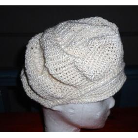 75b632d4f5bef Como Hacer Boinas Tejidas A Crochet en Mercado Libre Argentina