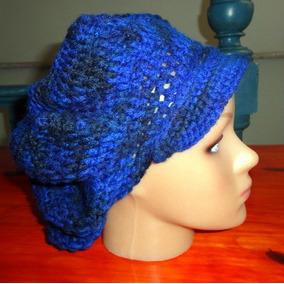 7711180f1fd24 Boinas Tejido En Crochet en Mercado Libre Argentina