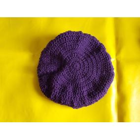 65b7d9fdb91f6 Boinas Tejidas Crochet Gaucho en Mercado Libre Argentina