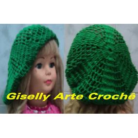 c2dfcb3678be6 Boina Crochê - Boinas no Mercado Livre Brasil