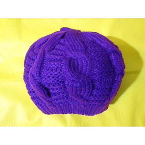 ad67495f1a86e Boinas Kangol - Ropa y Accesorios Violeta en Mercado Libre Argentina