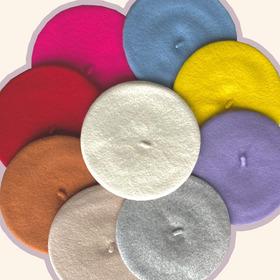 Boinas Lana Colores