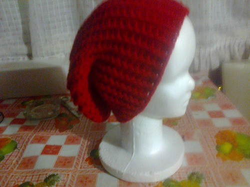 boinas tejidas al crochet colores