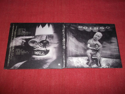boingo - homonimo cd imp limited edition ed 1994 mdisk