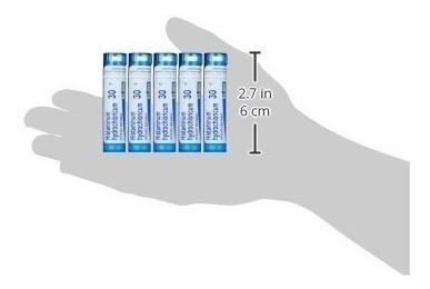 boiron histaminum hydrochloricum 30c, medicamento homeopátic