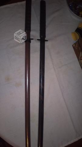 bokuto - bokken con tsuba (espada de madera) nuevo