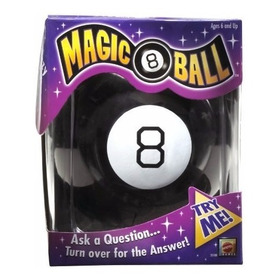Bola 8 Magica ( Inglés )  Ball 8 Magic Blakhelmet Existencia