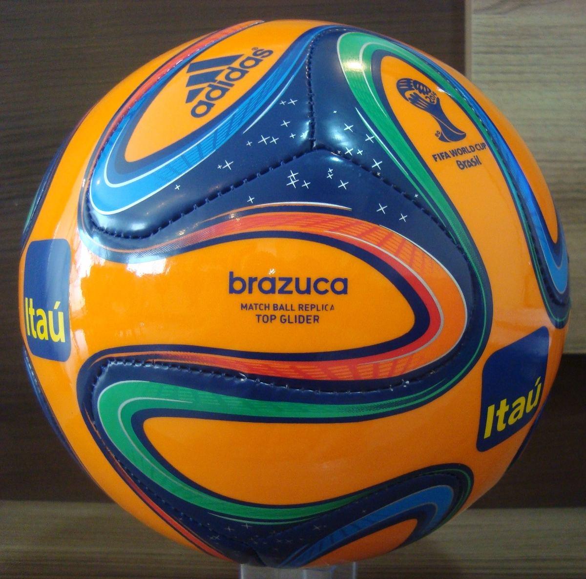 c17c1d71a2 bola adidas brazuca - série top glider. Carregando zoom.