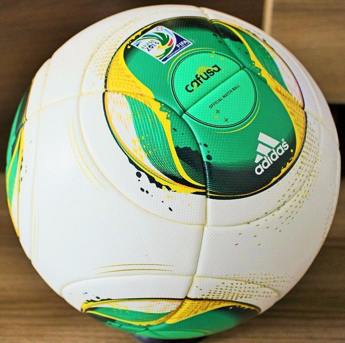 9114193e67f47 bola adidas cafusa oficial da copa das confederações 2013. Carregando zoom.