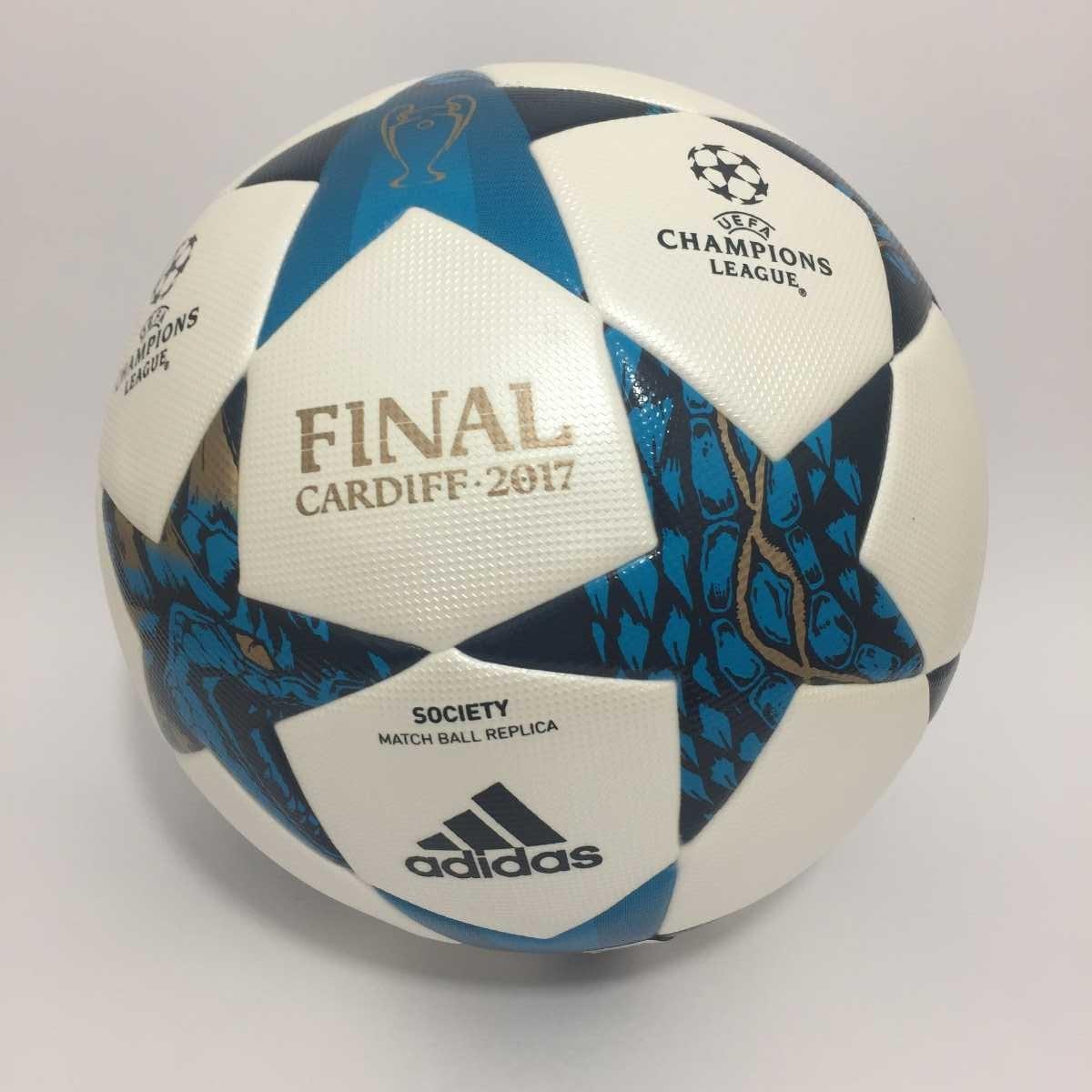 bola adidas champions league finale society futebol original. Carregando  zoom. 6267cdb15b5a1