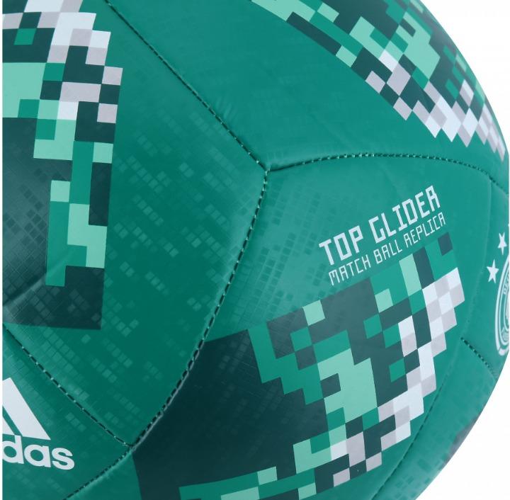 a8100349f Bola adidas Copa Mundo Fifa 18 Alemanha Telstar Top Glider - R  160 ...