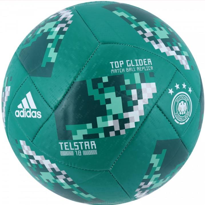 d9df1cdde Bola adidas Copa Mundo Fifa 18 Alemanha Telstar Top Glider - R  160 ...