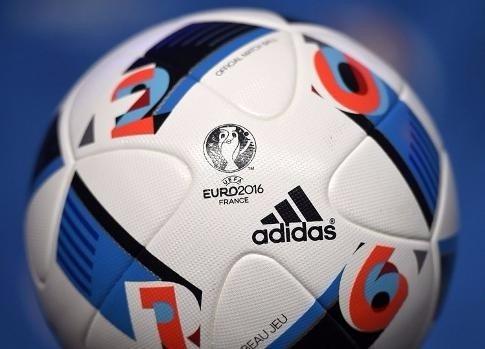 8369cc58ccff8 Bola adidas Euro 2016 France Macht Ball Oficial Profissional - R ...