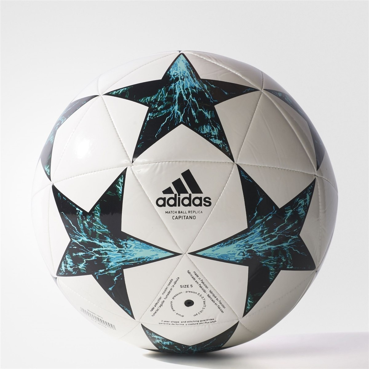 bola adidas finale capitano uefa champions league original. Carregando zoom. a57ccbff37fb8