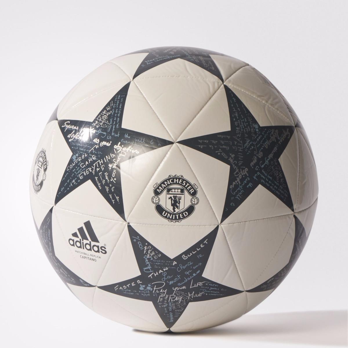 bola adidas champions 2016 manchester united futebol campo · bola adidas  futebol. Carregando zoom. e7a16d33f4bf1