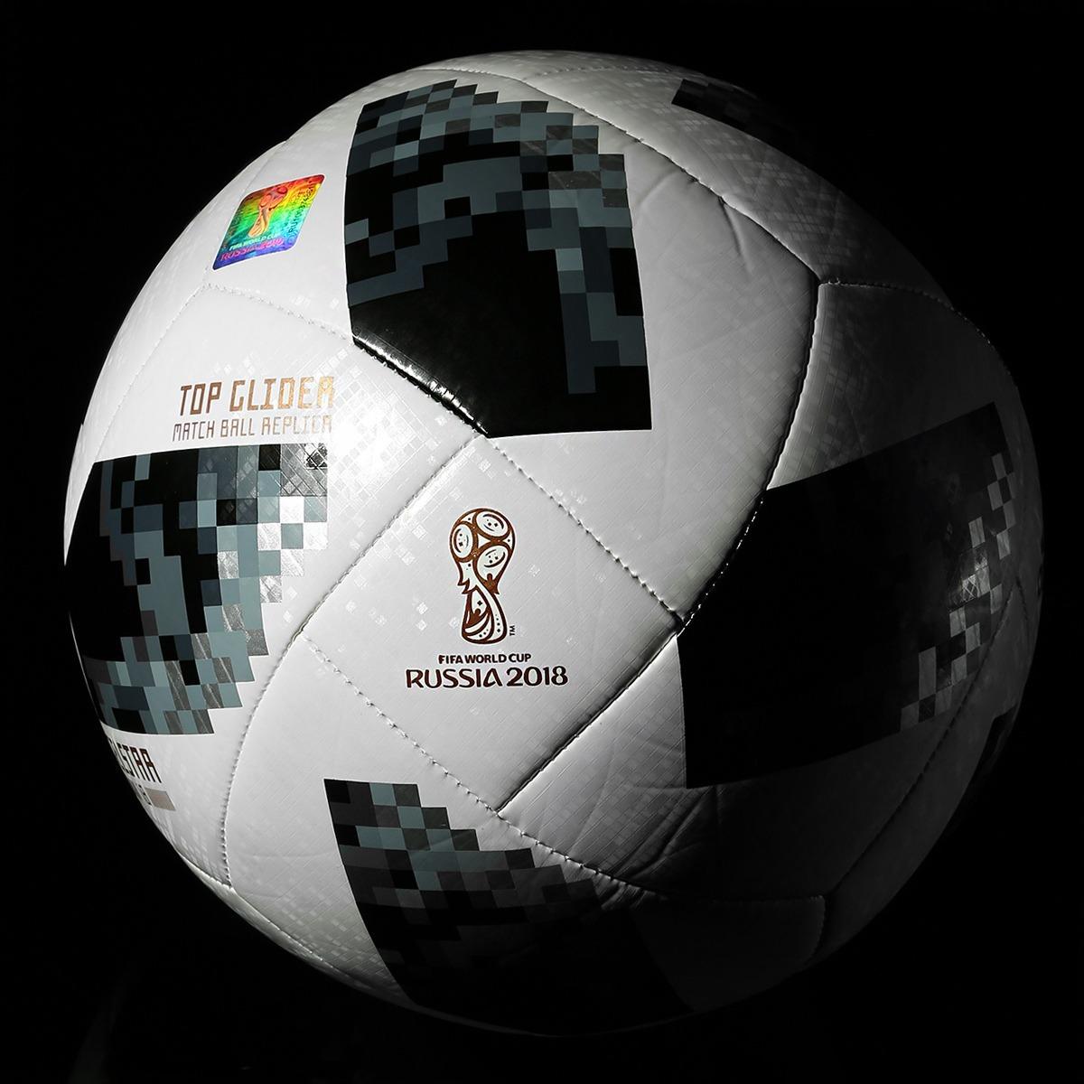 5275dd9274651 bola adidas futebol campo telstar 18 glider copa do mundo. Carregando zoom.