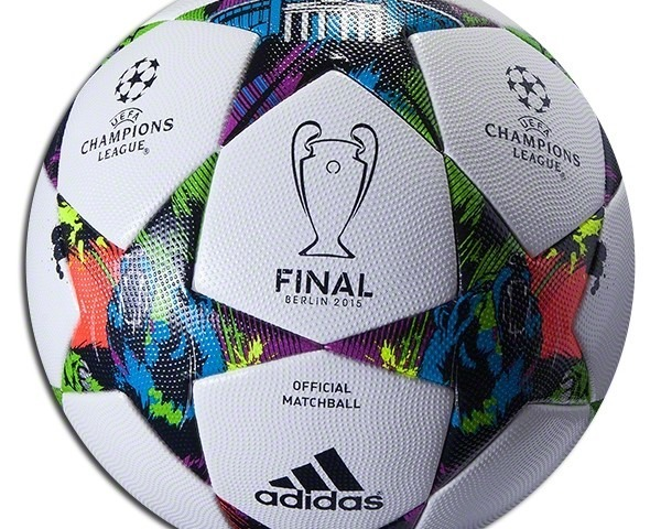 0784d27953579 Bola adidas Oficial Champions League Uefa Final Berlin 2015 - R  269 ...