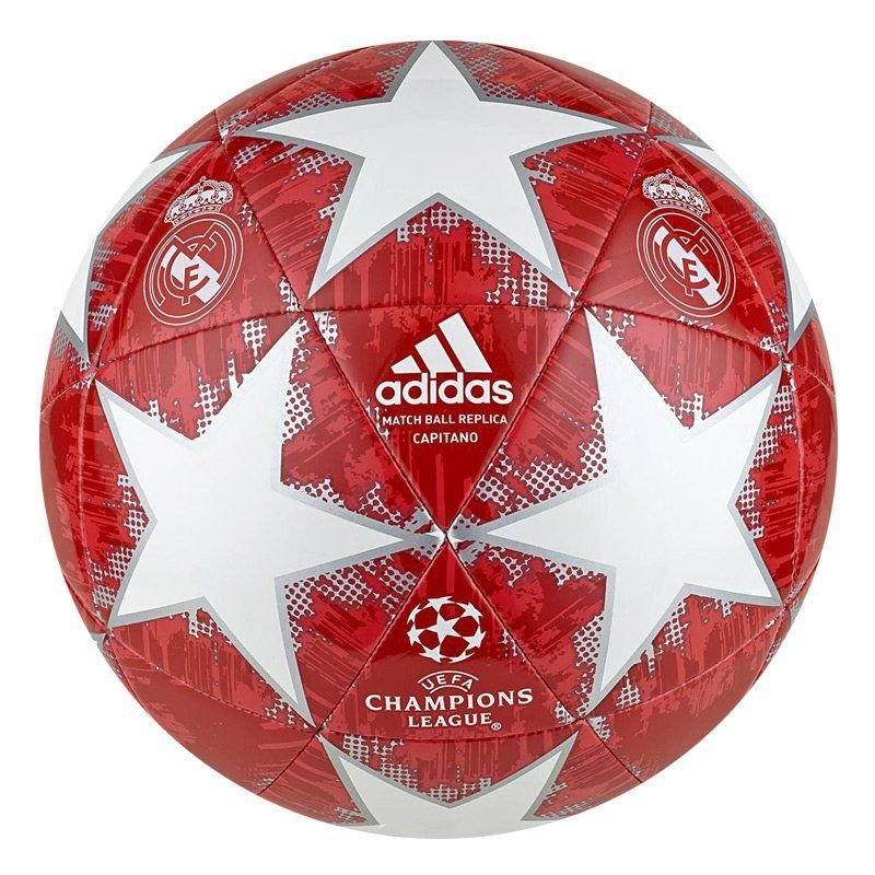 bola adidas real madrid finale 18 capitano. Carregando zoom. b7ed6dc3620e0