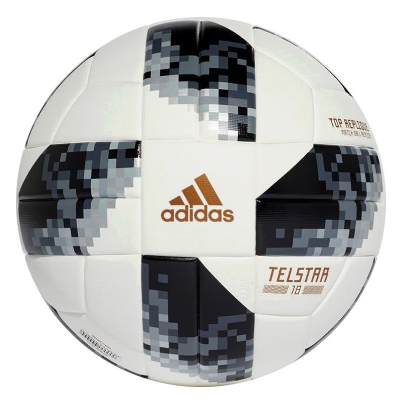 daf2cce0073db bola adidas telstar 18 top replique campo copa do mundo fifa. Carregando  zoom.