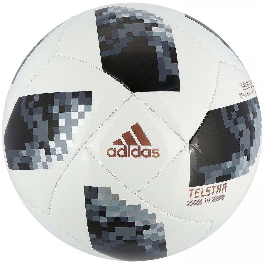 bola adidas telstar 18 wc sala 5x5 futsal original 1magnus. Carregando zoom. c6dec6f5e0128