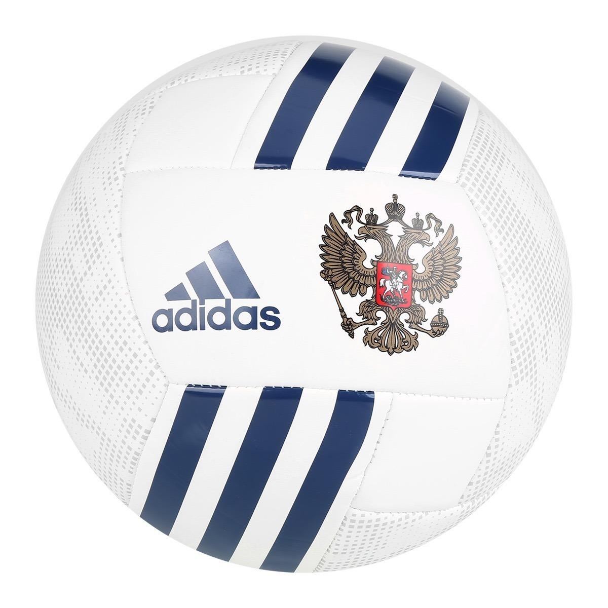 Bola adidas Telstar Copa Do Mundo Russia 2018 Original - R  79 4278d64365f08