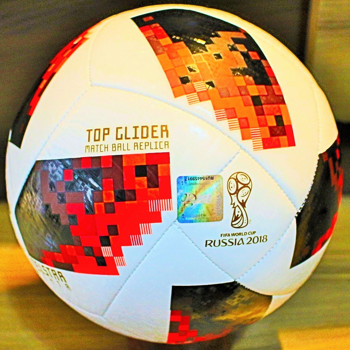629625945930c bola adidas telstar mata mata final da copa da russia 2018. Carregando zoom.