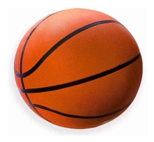bola basketball ótima qualidade tamanho padrão basquete top.