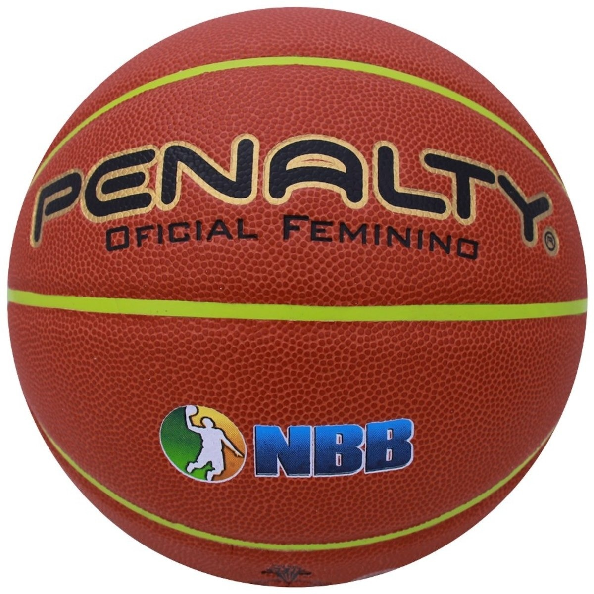 bola basquete penalty crossover 6.7 pro feminino oficial. Carregando zoom. 7121ba5c179f1