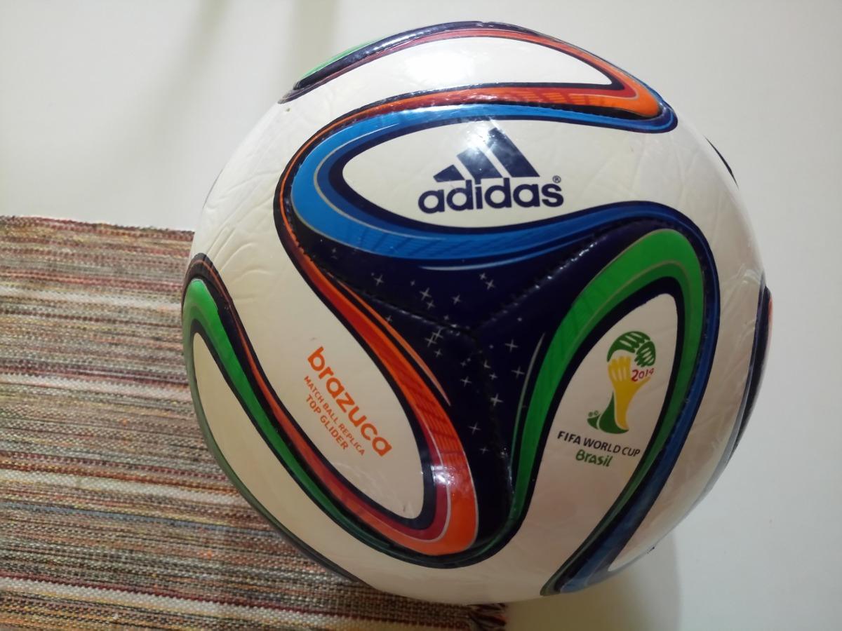 Bola Brazuca Glider Final Rio Copa do Mundo da FIFA 2014 1fc53a0742fb0