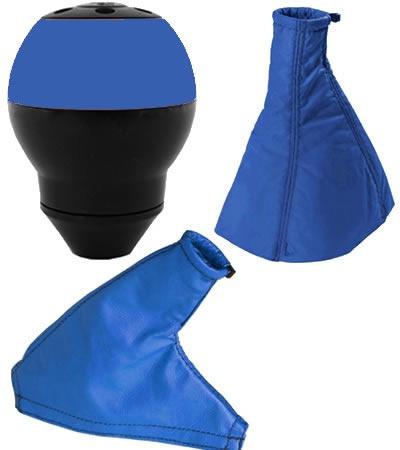 bola cambio azul preto + coifa + freio strada cabine estendi